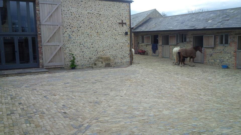 Rural Mansion & Stables, Somserset