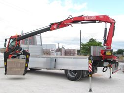 Medium Wheel Base Crane Assisted