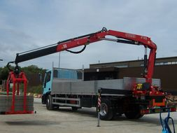 Long Wheel Base Crane Assisted