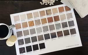 View our latest Stone Selector