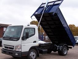 Restricted Access Tipper