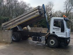 Short Wheel Base Tipper